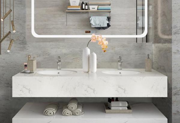 卫生间洗手台用什么材料好