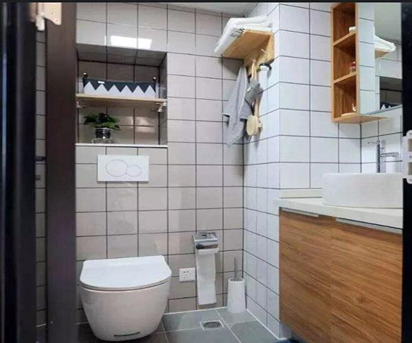 卫生间壁龛怎么做