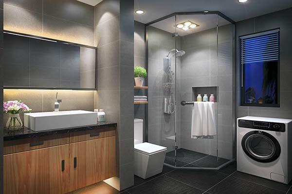 怎么做干湿分离卫生间
