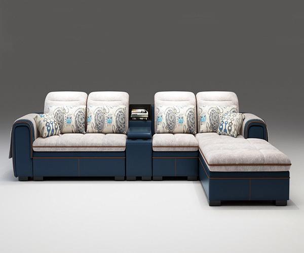 皮沙发和布艺沙发的区别