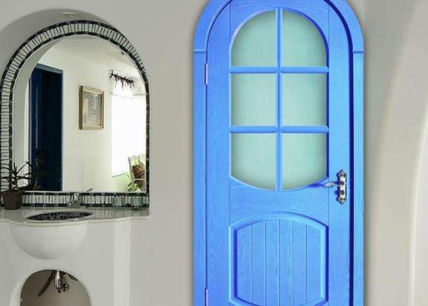 卫生间门什么颜色好看
