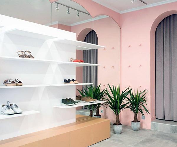 鞋店装修效果图大全