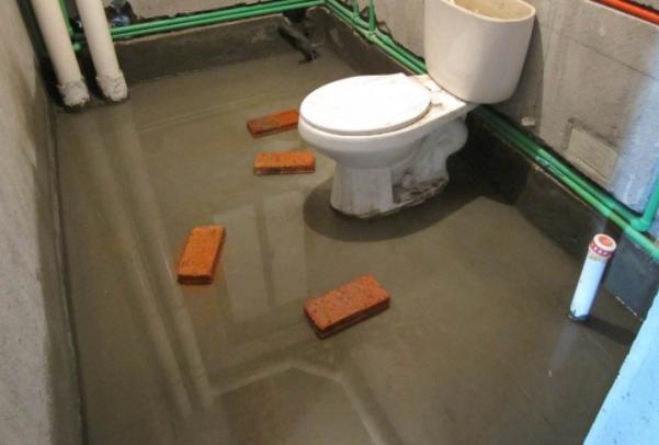 卫生间闭水试验做几次