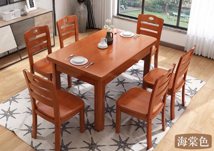 实木餐桌木材
