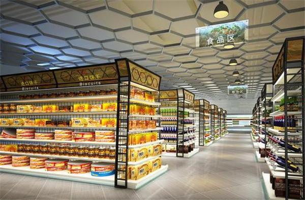 梧州小超市装修设计注意事项