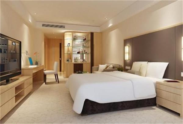 胶州宾馆装修公司设计