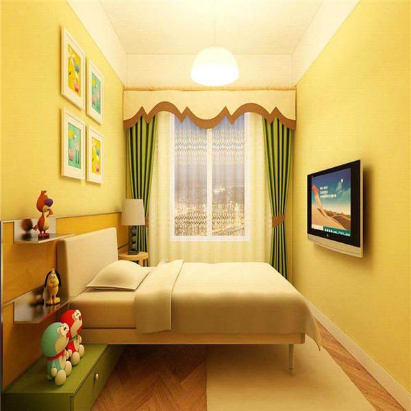 90平米三居室装修多久