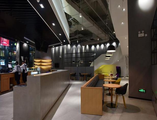 九江咖啡厅装修
