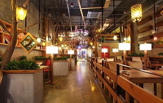 九江咖啡厅装修风格