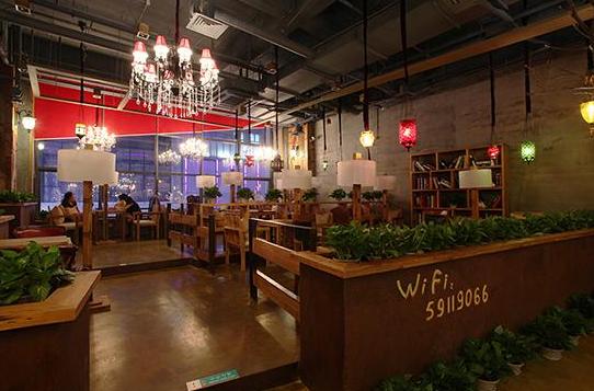 咖啡厅装修风格