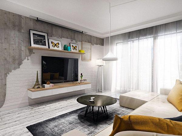 20平米客廳裝修多少錢
