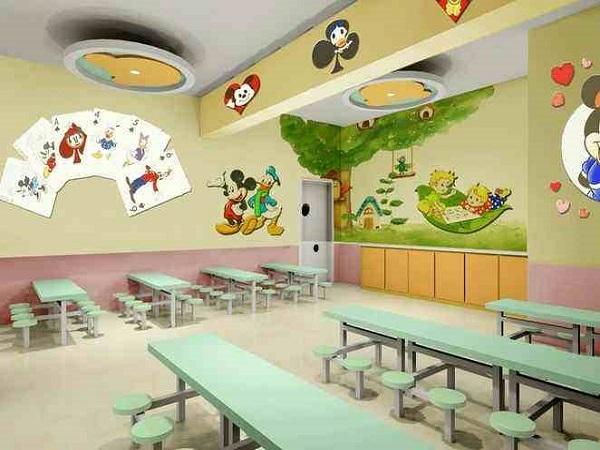 九江市幼儿园装修专业设计