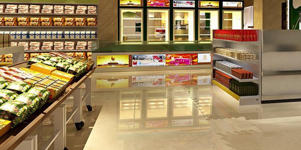 铜川超市装修设计攻略