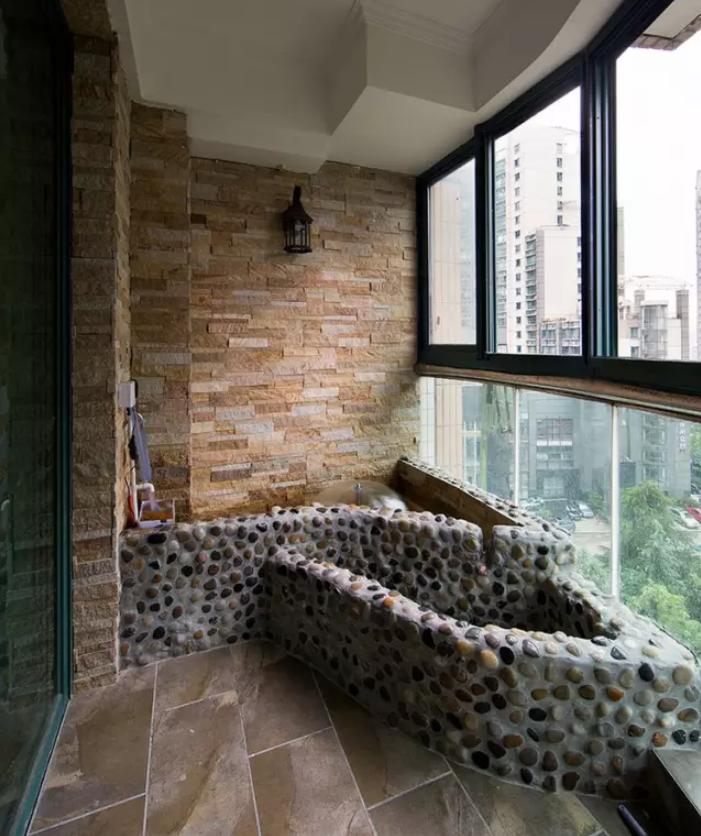 阳台装饰案例