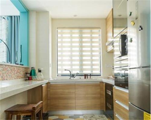 漯河120平米三居室北欧风厨房装修设计