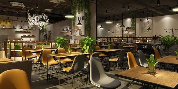 铜川餐饮店装修设计