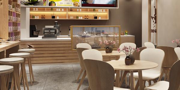 铜川咖啡厅装修设计攻略