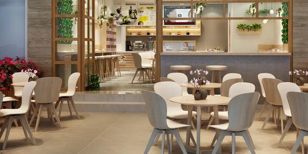 铜川咖啡厅装修