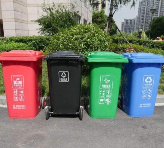 有害垃圾标识