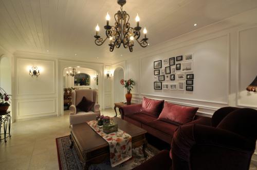 长春新房装修设计混搭风格效果图