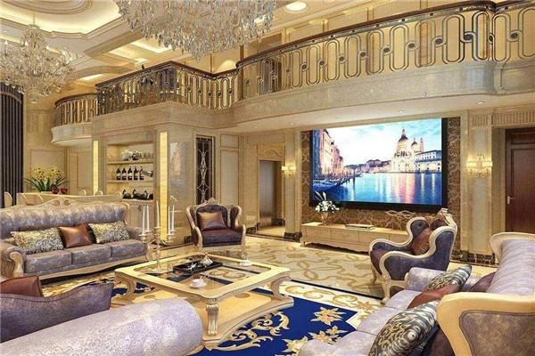 扬州别墅装修设计