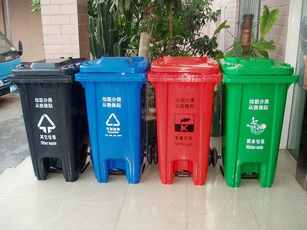 垃圾分類將入法