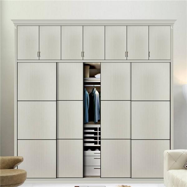 衣柜定制和木工做差價