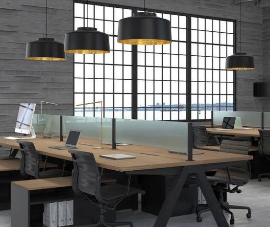 簡潔型辦公室裝修