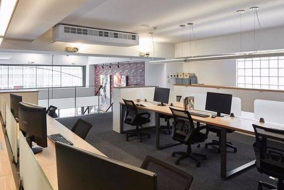传统型办公室装修风格