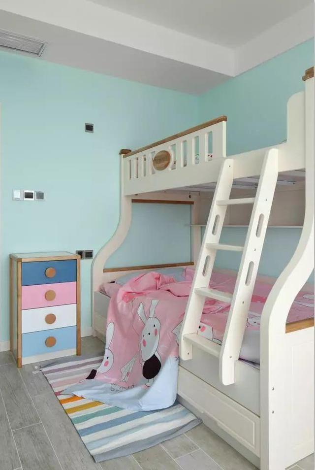 二手房儿童房装修效果图