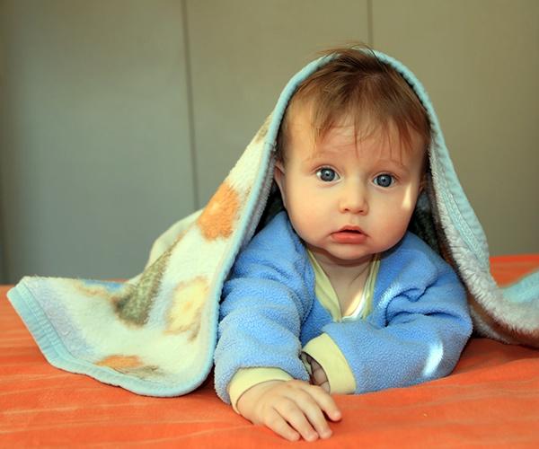 婴儿毛毯钩针教程