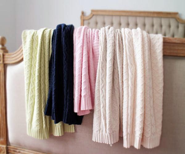 婴儿毛毯怎么包