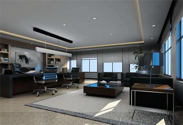 昆明办公室装修设计
