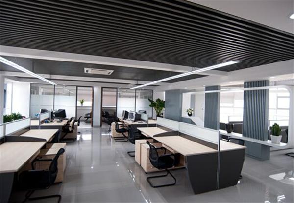 西安办公室装修设计案例图