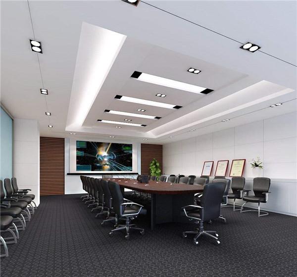 西安办公室装修案例图