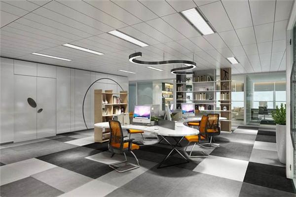 厦门300平米办公室装修价格