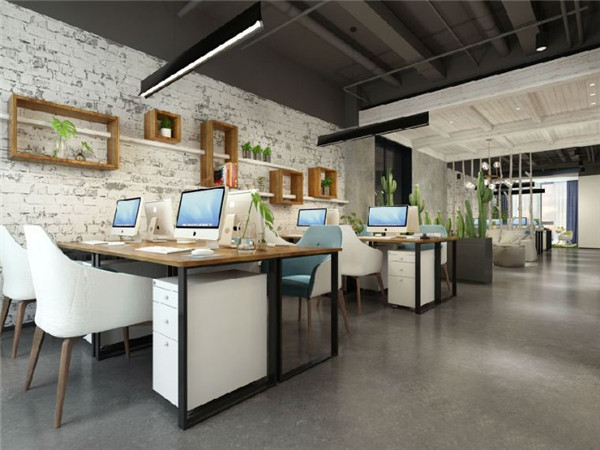 天津个人办公室装修效果图