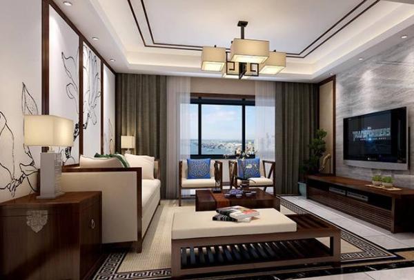 新中式装修的家具选择