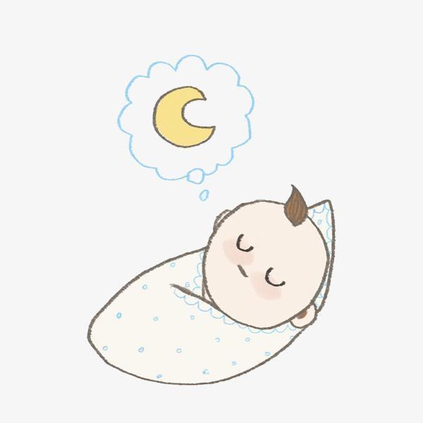 婴儿睡眠时间对照表