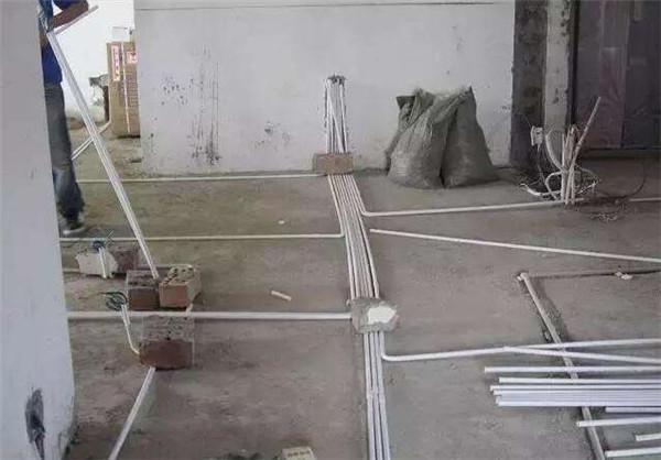 房子betway必威体育app官网水电验收标准