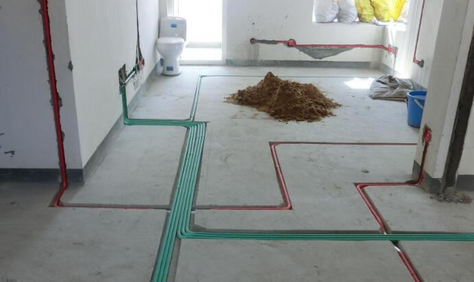 家装水电改造流程