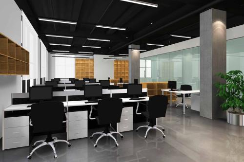 广州办公室中档装修一平方多少钱