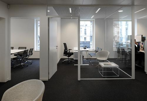 广州现代办公室装修公司选择