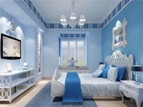 卧室装修刷什么颜色好看