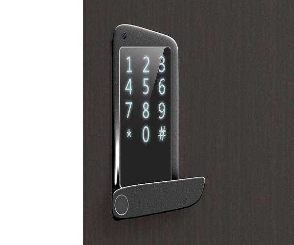 电子门锁安全性高吗