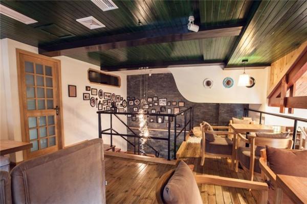 铜陵咖啡厅装修设计