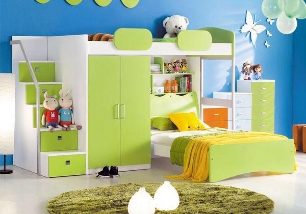 儿童床什么材质的好