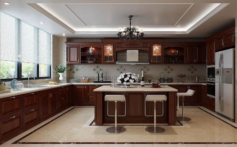 厨房橱柜台面什么材质的好