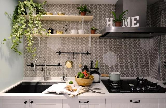 厨房改造装修效果图