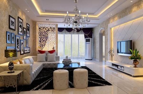客厅怎么装修好看实用